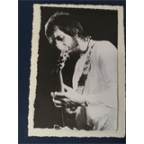 .ad/ handmade greeting card with PETE TOWNSHEND early