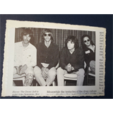 .af/ THE DOORS handmade greetings card , fathersday