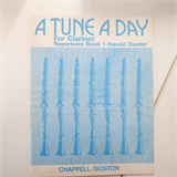 a tune a day REPETOIRE CLARINET BOOK 1