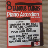 accordion 8 FAMOUS TANGOS