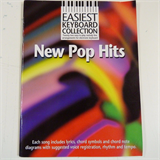all organ   THE EASIEST KEYBOARD COLLECTION New Pop Hits