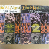 all organ  FUN MUSIC Book 1 + 2, Bert Brewis