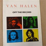 band score VAN HALEN off the record
