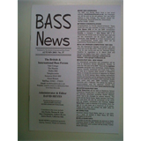 BASS NEWS automn 2003 / No 37