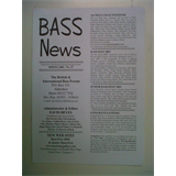 BASS NEWS Spring 2001 / No 27