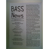 BASS NEWS spring 2003 / No 35
