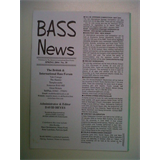 BASS NEWS spring 2004 No 39