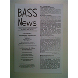 BASS NEWS summer 2002 / No 32