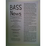 BASS NEWS summer 2003 / No 36