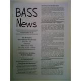 BASS NEWS Winter 2000 / No 26