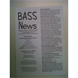 BASS NEWS winter 2001 / No 30