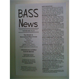 BASS NEWS winter 2002 / No 34