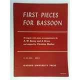 bassoon FIRST PIECES benoy , bryce , mather / book 2