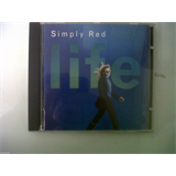 CD  SIMPLY RED life