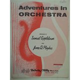 cello ADVENTURES IN ORCHESTRA S. Appelbaum J. Ployhan