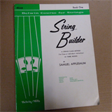 cello APPLEBAUM String Builder Book 1