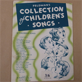 children FELDMAN's COLLECTION OF CHILDREN SONGS