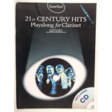 clarinet 21st CENTURY HITS incl CD