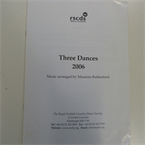 dances THREE DAMCES , Maureen Rutherford, rscds