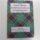 dances TWELVE MODERN SCOTTISH COUNTRY DANCES IN TRADITIONAL FORM Book 23 rscds