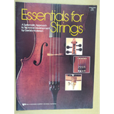 double bass ESSENTIALS FOR STRINGS Gerald Anderson