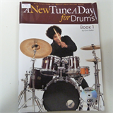 drums A NEW TUNE A DAY FOR DRUMS incl. CD, Chris Baker