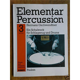 drums HERMANN GSCHWENDTNER elementar percussion 3
