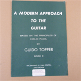 guiitar A MODEN APPROACH TO THE GUITAR Vol 2, Guitdo Topper