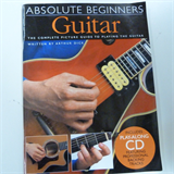 guitar  ABSOLUTE GEGINNERS GUITAR incl. CD
