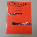 oboe A TUNE A DAY Book 1, C Paul Herfurth