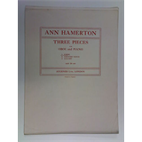 oboe ANN HAMERTON carol ( three pieces no.1 )
