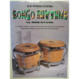 percussion AUTHENTIC BONGO  RHYTHMS, Bob Evans