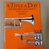 trumpet A TUNE A DAY Book 1, C. Paul Herfurth