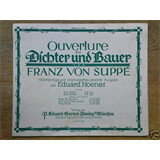 zither FRANZ VON SUPPE dichter & bauer overture
